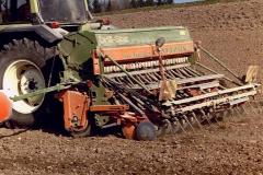 Feld Traktor Saat