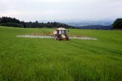 Feld Traktor